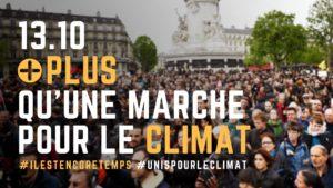 Atelier création pancartes - marche pour le climat @ La Motte-Piquet Grenelle (métro)