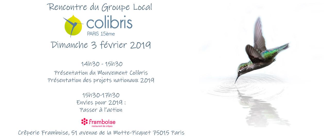 Rencontre GL - Février 2019