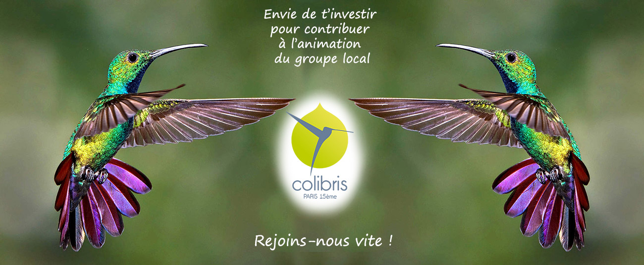 Rejoins le Groupe Local !