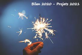 Bilan 2020… actions 2021 !